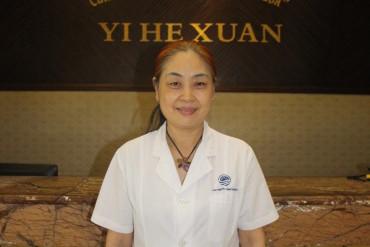 Доктор Лу Чжоуцзю (Ева) — Врач-терапевт китайской медицины ВЕДУЩИЙ ДОКТОР