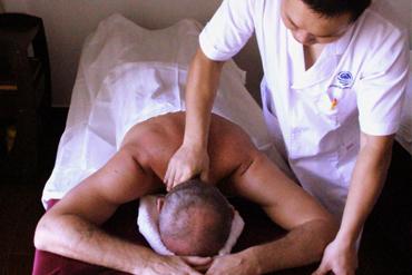 Лечебные массажи
