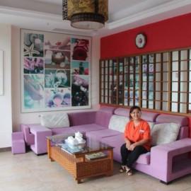 Санаторий «Источник здоровья»-Санья Бэй, при отеле «Ли Хэ», вблизи HOWARD JOHSON RESORT