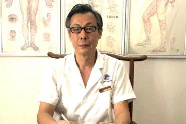 Профессор Гуань Гэсинь