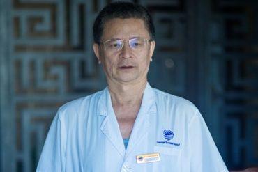 Профессор, доктор наук Сун Венсюе