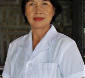 Доктор традиционной Китайской медицины Чжан Пин
